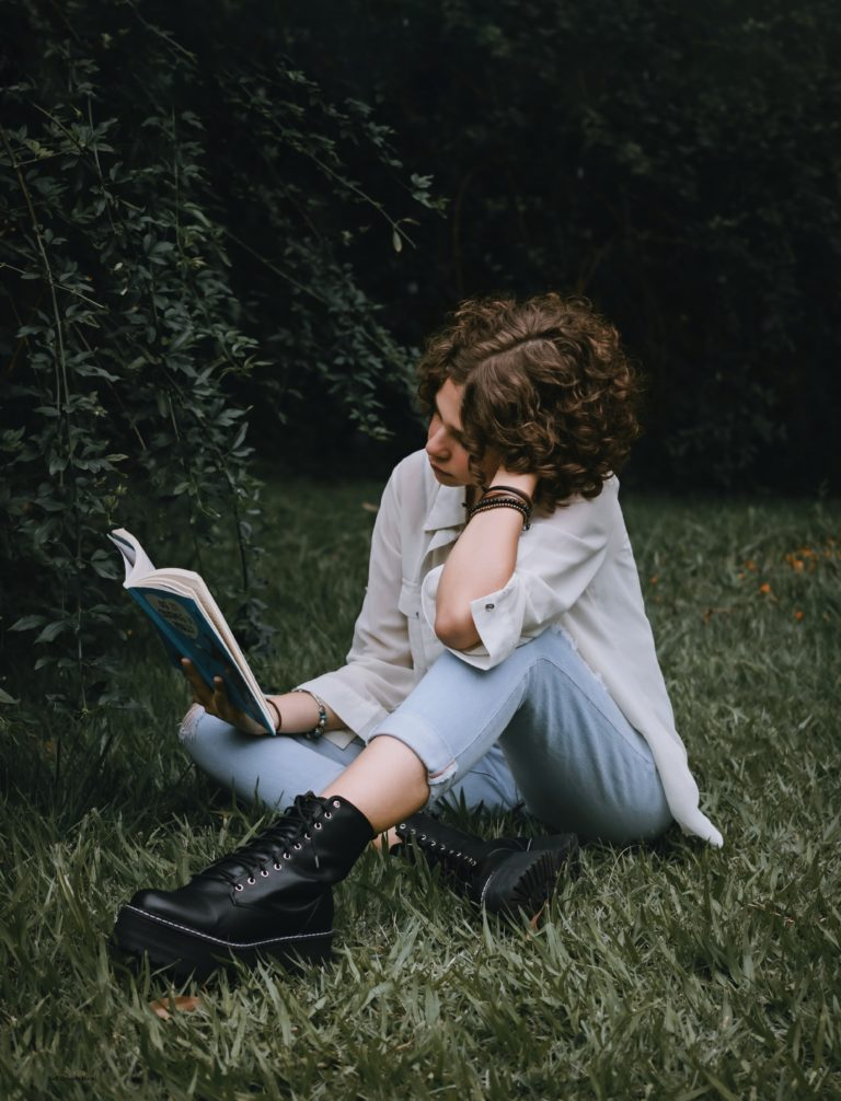 Self Growth Book photo