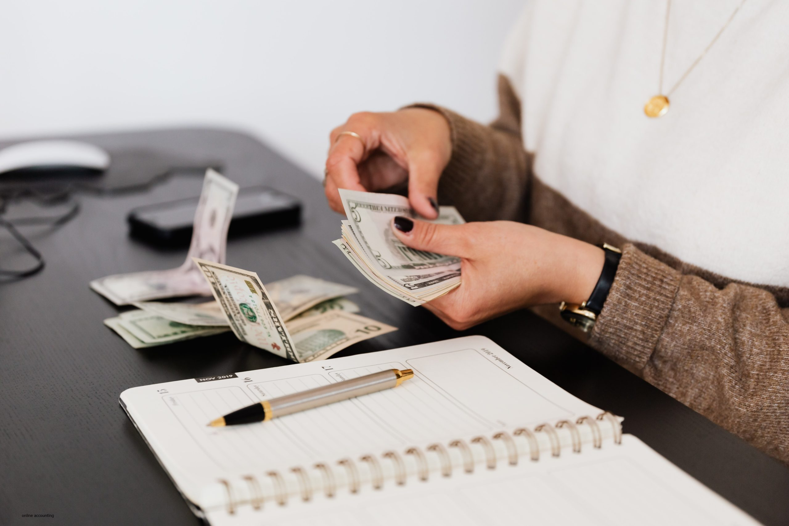online accounting image
