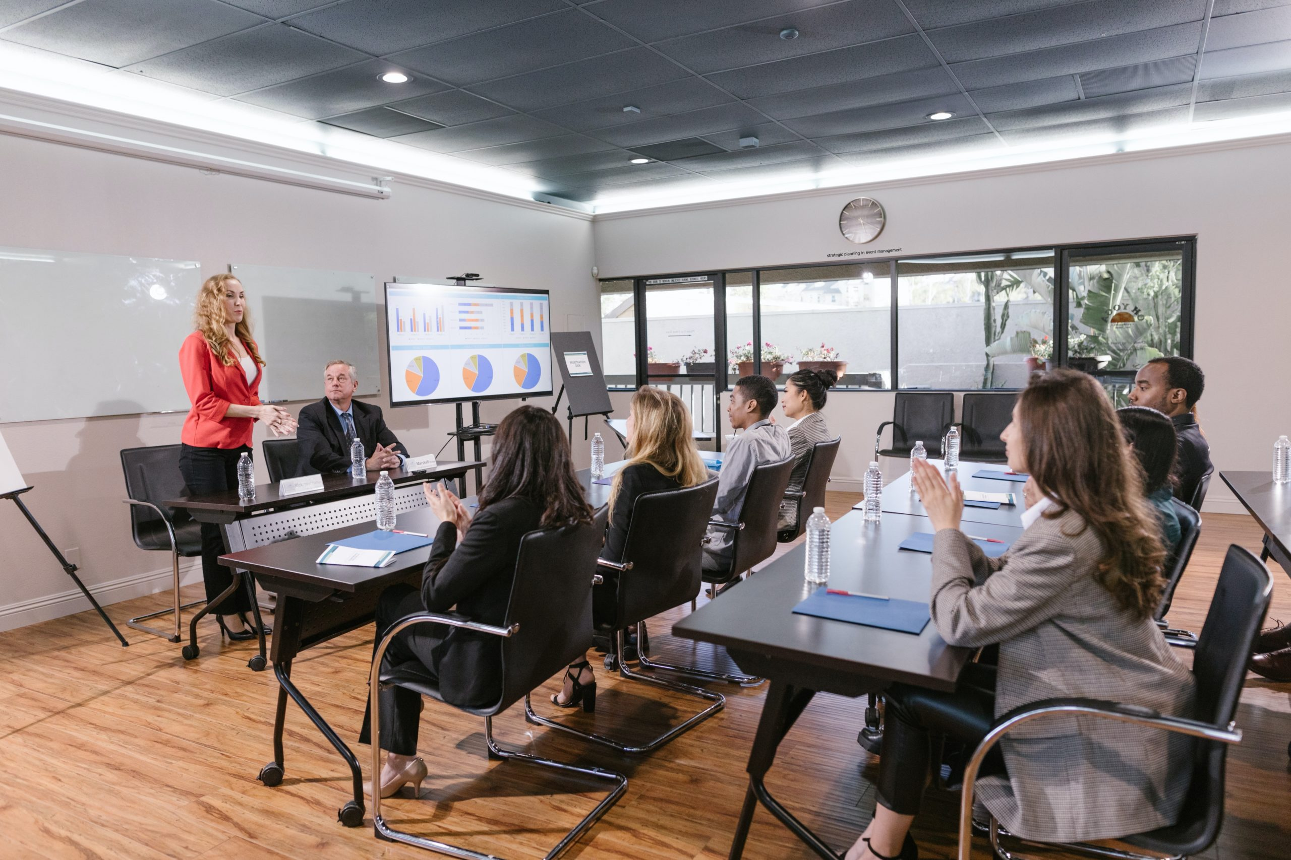 strategic planning in event management image