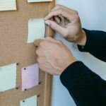 stress management bulletin board image