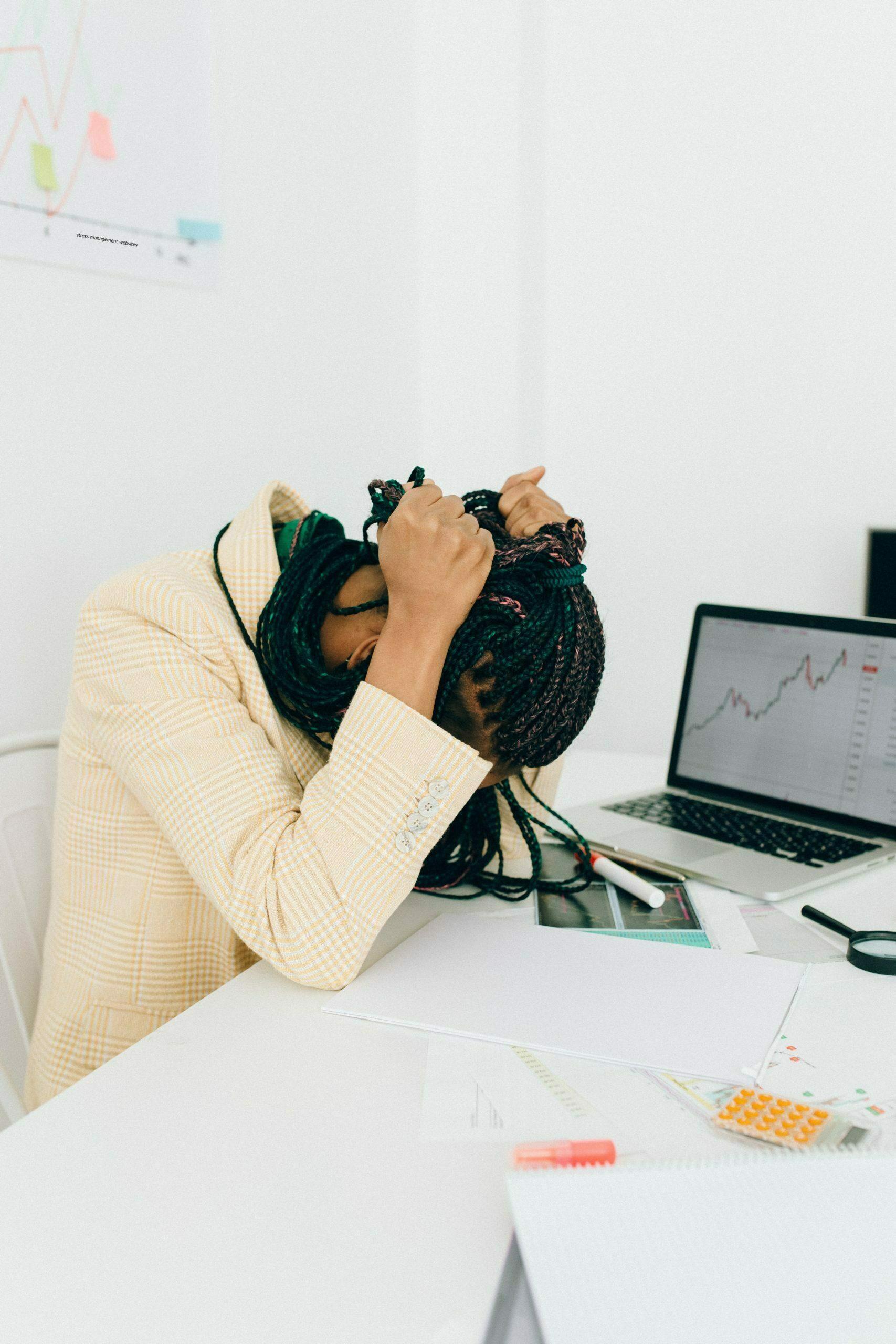 stress management websites image